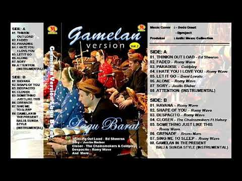 Faded - Romy Wave (gamelan version)