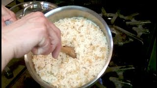 How To Make Armenian Style Pilaf