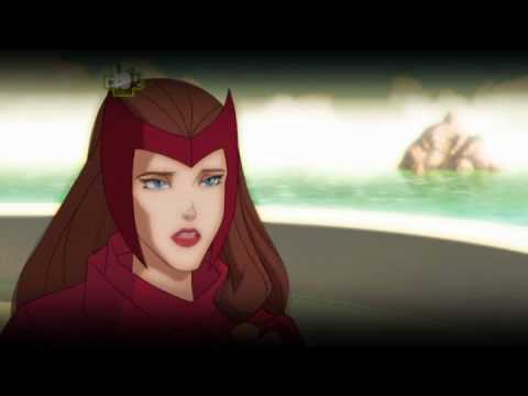 Nightcrawler & Scarlet Witch - Alejandro - YouTube