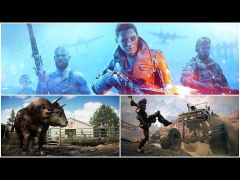 DICE объяснила клоунаду в Battlefield 5 | Игровые новости