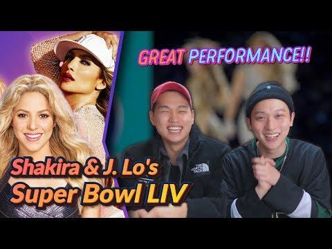 K-pop Artist Reaction Shakira & J Lo&39;s  Pepsi Super Bowl LIV Halftime Show