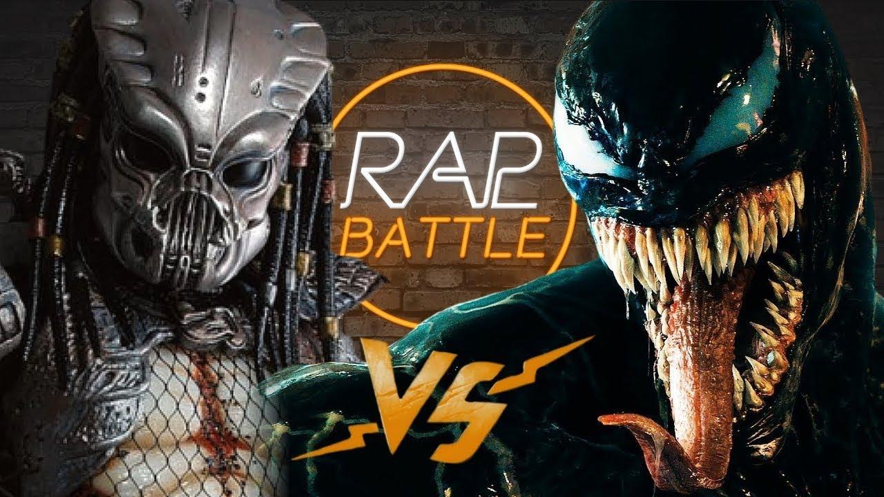 Рэп Баттл - Веном vs. Хищник (Venom vs. Predator)