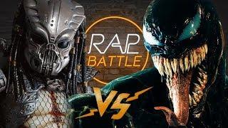 Рэп Баттл Веном vs. Хищник Venom vs. Predator