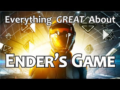 Everything GREAT About Ender's Game!