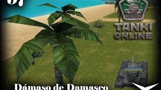 57.Primera línea de playa (Tanki Online) // Gameplay