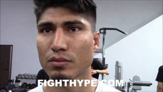 MIKEY GARCIA TALKS FUTURE CLASH WITH TERENCE CRAWFORD, UPCOMING RING RETURN, AND MORE