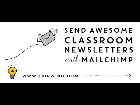 Awesome Classroom Newsletters
