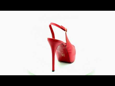5c2d7cea94 Sandália Chanel DM Extra Vermelho DME1774225 Numeração Especial Tamanhos  Grandes 41 42 43 44