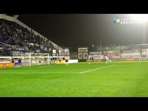 Los penales de Villa Dálmine 0 (4) - UAI Urquiza 0 (3)