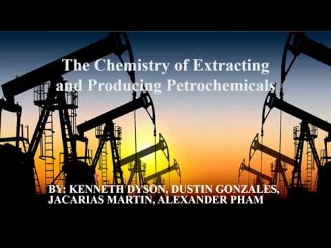 Chemistry Petrochemical Project