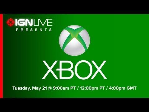 IGN Live Presents: The Next Xbox Reveal