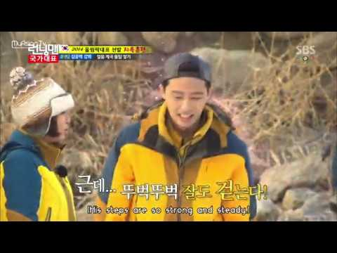 Park Sae Joon Can Endure Pain _ English Subtitle _ HD Quality _ Running Man Episode 184