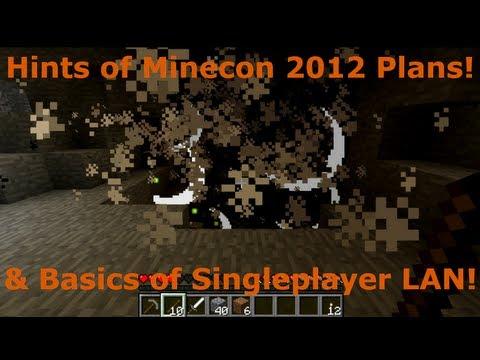 Minecraft + Mojang News: Minecon 2012 Hints & Xbox Updates!