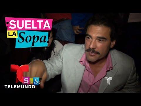 Suelta La Sopa | Eduardo Yáñez está feliz con  la bella África Zavala | Entretenimiento