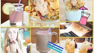☼ DIY Yummy Summer Snacks ☼ healthy-ISH Thumbnail