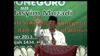 KH Hasyim Muzadi 1 : KEDUDUKAN ILMU DALAM ISLAM | Fahrur Rozi