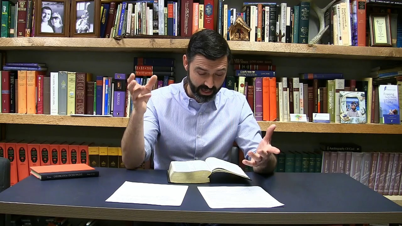 Video Sermons - The Four Scatterings - New Hope Christian Chapel