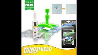 2020 Upgrade Car Windshield Repair Kit, Professional Glass Repair Kit