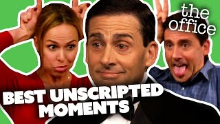 Best Unscripted Moments - The Office US