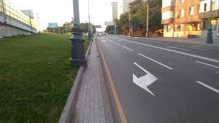 Смотреть видео Москва авария дтп онлайн