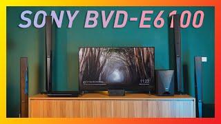 Dàn âm thanh chuẩn 5.1, nghe như trong rạp, giá gần 6 Triệu - SONY BVD E6100