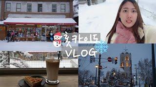 나홀로 홋카이도 여행 브이로그 VLOG/탐로그/삿포로/…