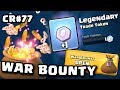 War bounty opening | Legendary Trade Token | Clash Royale September Update|Clash Royale - SK/CZ #77