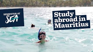 Study abroad in Mauritius: Semester at Sea