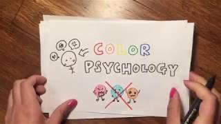 Psychology Project-Color Psychology