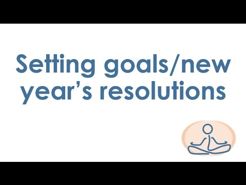new years goals template - setting goals new year 39 s resolutions goal planner