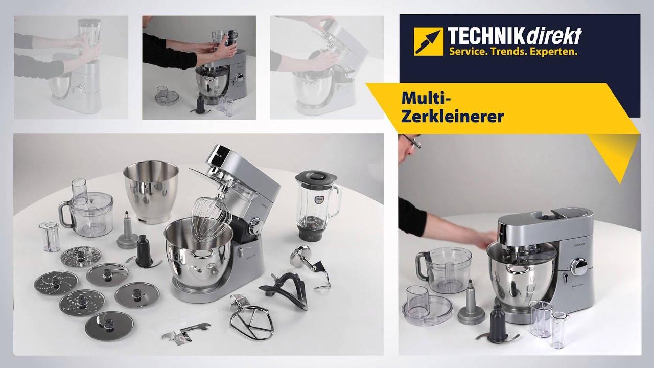 kenwood titanium küchenmaschine kmm060 major