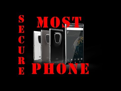 World's Most Secure Phone Finney 2018