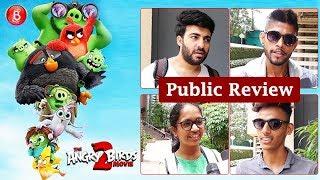 Angry Birds Movie 2 Hindi | Public Review | Kapil Sharma | Kiku Sharda