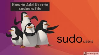 видео Как добавить пользователя в CentOS 7