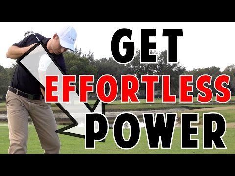 Golf Lessons | Effortless Power