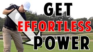 Golf Lessons | Effortless Power