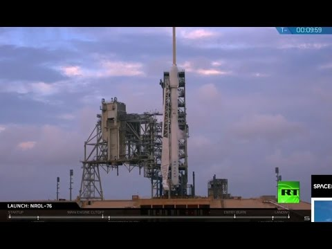 مباشر ! إطلاق صاروخ فالكون 9 من قاعدة كيب كانافيرال في ولاية فلوريدا الأمريكية  - نشر قبل 1 ساعة