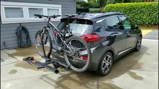 2017 Chevrolet Bolt EV - Draw-Tite Hitch & Kuat Sherpa 2.0 Installation