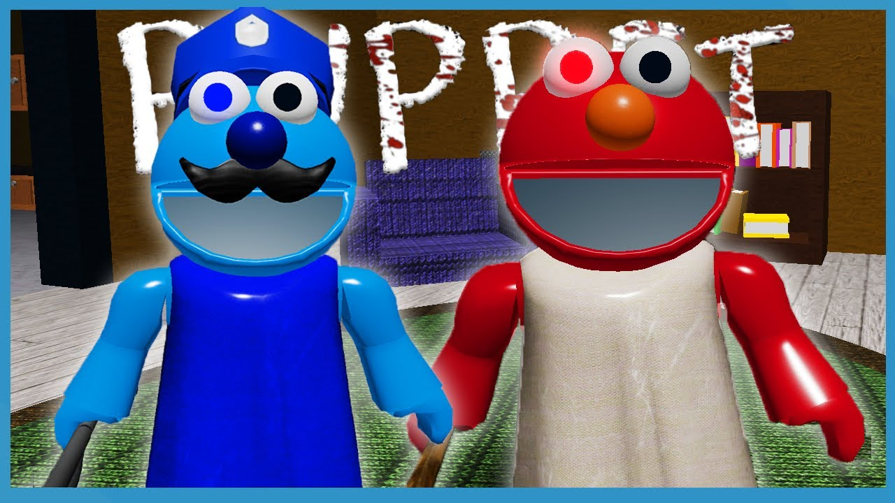 Elmo Was Infected Roblox Puppet All Chapters Youtube
