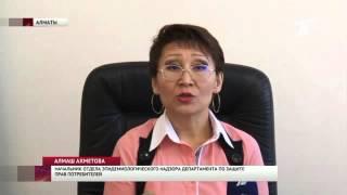 Полиция Алматы ищет распространителя ложного сообщения о бушующем свином гриппе