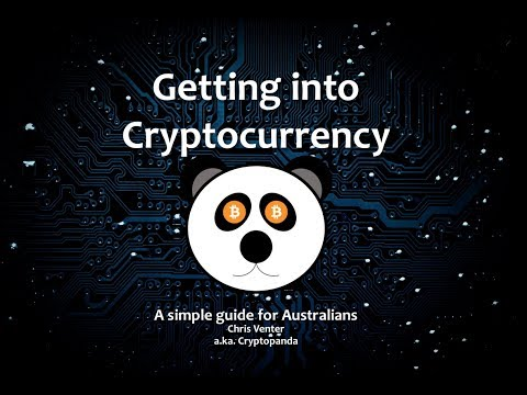 Getting Into Cryptocurrency - A beginners guide