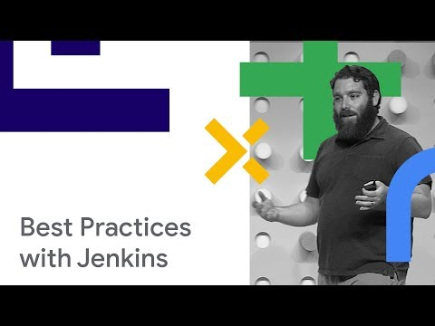 Continuous Delivery Best Practices with Jenkins and GKE (Cloud Next '18)