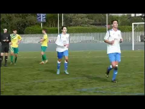 Pelea en el partido de Segunda Juvenil entre Tropezón y San Martín de la Arena