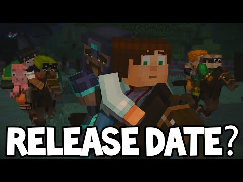 Minecraft Story Mode - Episode 4 - RELEASE DATE Discussion!
