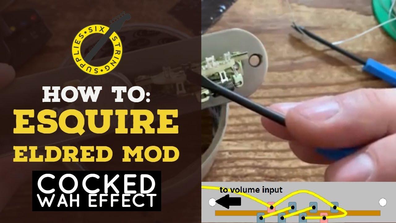 esquire eldred wiring mod [ 1280 x 720 Pixel ]