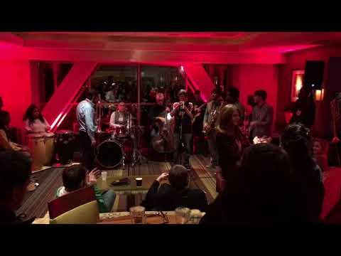 Open Jam In The Bar At The Hyatt Hotel Dallas