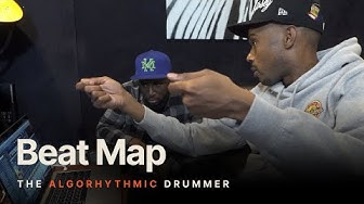 Introducing Beat Map, the Algorhythmic Drummer (with Mike & Keys)