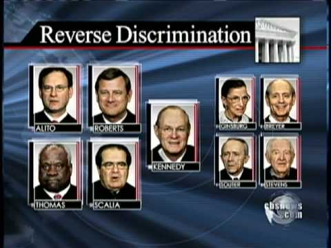 Reverse Discrimination Ruling - YouTube