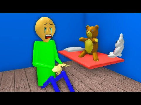 Baldi Gets Grounded (Roblox Animation)