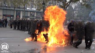 Loi Travail : la rentrée des casses le 15 septembre 2016 à Paris